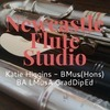 Flute Lessons, Woodwinds Lessons, Music Lessons with Newcastle Flute Studio - Katie Higgins.