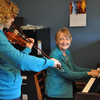 Violin Lessons, Piano Lessons, Viola Lessons, Music Lessons with Donna Robertson, B. Mus., A.R.C.T., A.A. Mus..