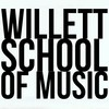 Piano Lessons, Acoustic Guitar Lessons, Violin Lessons, Viola Lessons, Drums Lessons, Electric Guitar Lessons, Music Lessons with Willett School of Music.