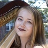 Harp Lessons, Music Lessons with Caroline Mellott.