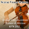 Violin Lessons, Music Lessons with Suzuki Violin School.