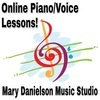 Piano Lessons, Voice Lessons, Music Lessons with Mary Danielson.