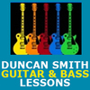 Bass Lessons, Bass Guitar Lessons, Music Lessons with Duncan Smith Guitars.