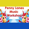Acoustic Guitar Lessons, Mandolin Lessons, Violin Lessons, Piano Lessons, Drums Lessons, Ukulele Lessons, Music Lessons with Penny Lanes Music Workshop.