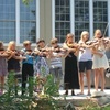 Violin Lessons, Voice Lessons, Music Lessons with Dini Westman.